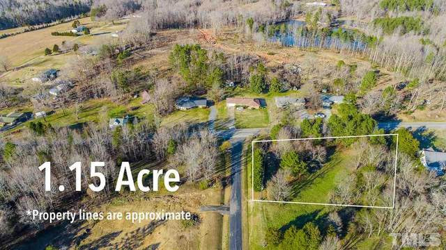 Lot J Brothers Drive, Roxboro, NC 27573 (#2216318) :: Dogwood Properties