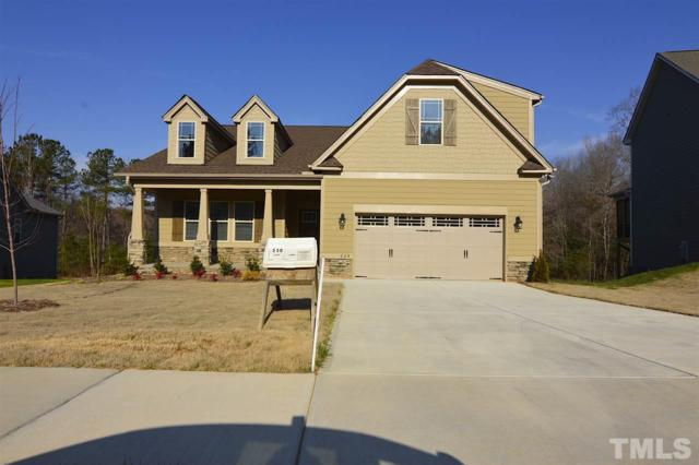 668 Airedale Trail, Garner, NC 27529 (#2216480) :: Marti Hampton Team - Re/Max One Realty