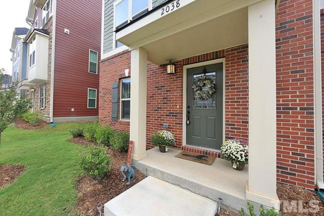 2038 Old Chapman Drive, Apex, NC 27502 (#2216664) :: The Perry Group