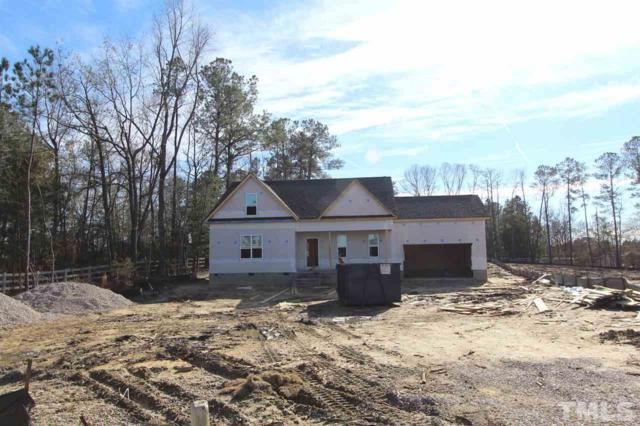 142 Regal Pond Drive, Angier, NC 27501 (#2216953) :: Rachel Kendall Team