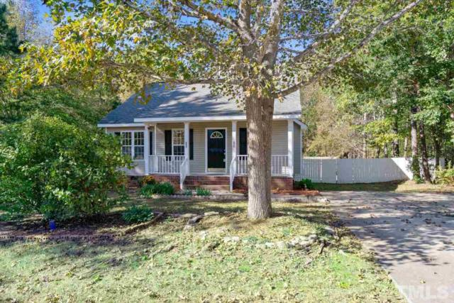 110 Spencers Gate Drive, Youngsville, NC 27596 (#2217031) :: The Perry Group