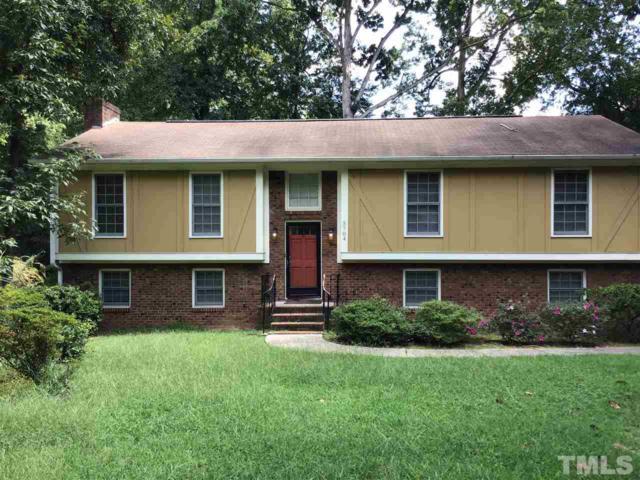 5704 Partridge Lane, Raleigh, NC 27609 (#2217816) :: Rachel Kendall Team