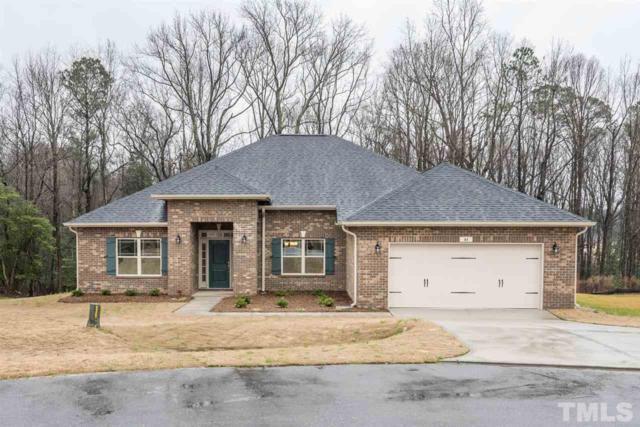 44 Drake Drive Lot 34, Benson, NC 27504 (#2218162) :: The Jim Allen Group
