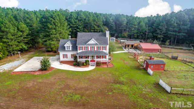 1820 Emerson Cook Road, Pittsboro, NC 27312 (#2220240) :: Raleigh Cary Realty