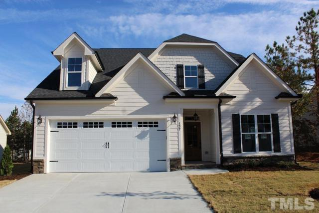 137 Plantation Drive, Youngsville, NC 27596 (#2220912) :: The Perry Group