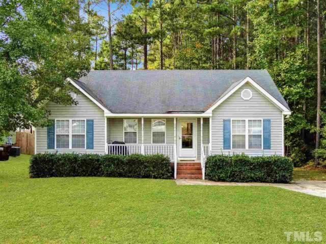 6036 Presentation Street, Knightdale, NC 27545 (#2221389) :: The Perry Group