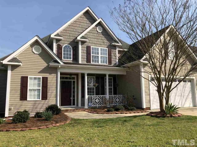 19 Baldwin Ridge Court, Willow Spring(s), NC 27592 (#2221637) :: The Perry Group