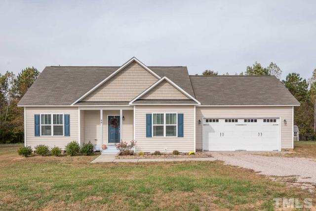 44 W Gennessee Drive, Zebulon, NC 27597 (#2222071) :: The Perry Group