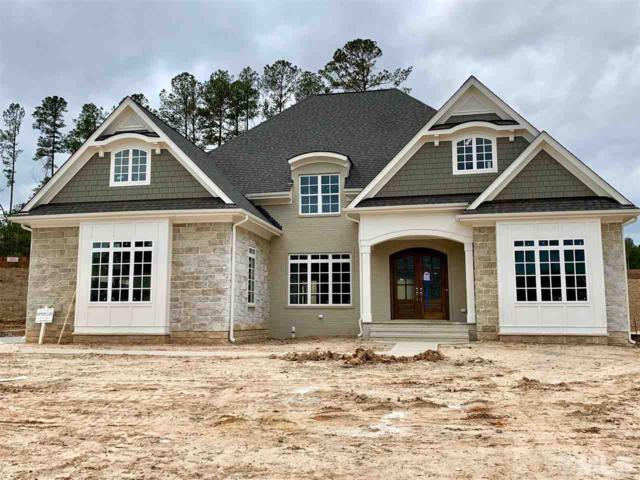 1033 Montvale Ridge Drive, Cary, NC 27519 (#2222558) :: The Perry Group