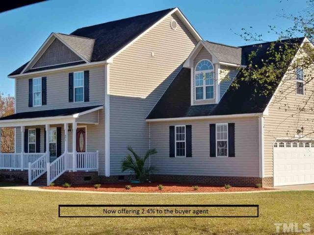 21 Poppyseed Lane, Pine Level, NC 27576 (#2223163) :: Rachel Kendall Team