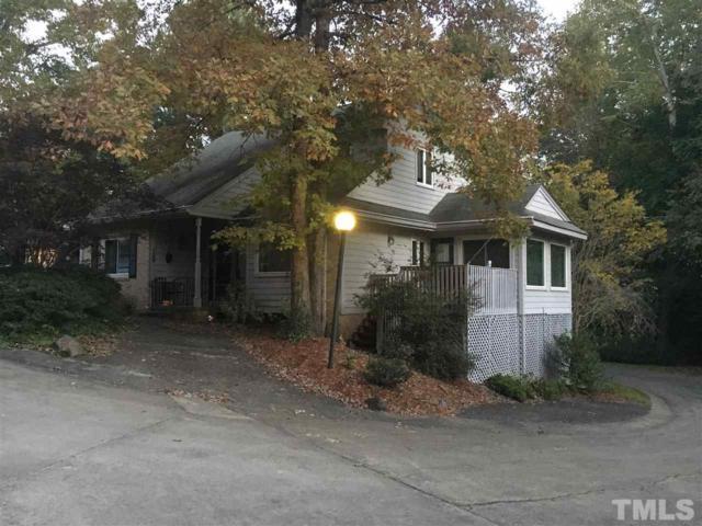 136 Montrose Drive, Durham, NC 27707 (#2223259) :: The Jim Allen Group