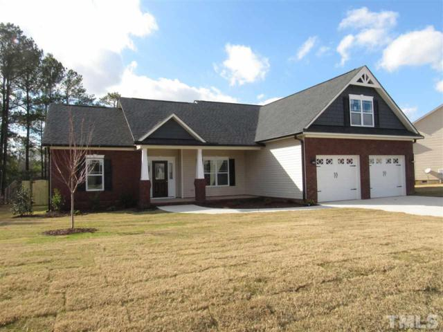 133 Claymore Drive, Clayton, NC 27527 (#2224188) :: Raleigh Cary Realty