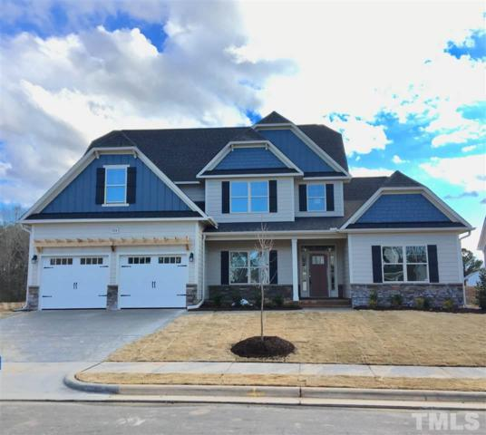 724 Twin Star Lane Lot 187, Knightdale, NC 27545 (#2224906) :: The Jim Allen Group