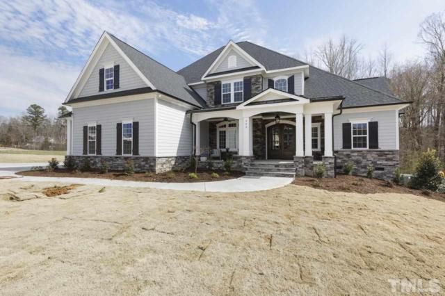 203 Rolling Woods Court #33, Pittsboro, NC 27312 (#2225142) :: Spotlight Realty