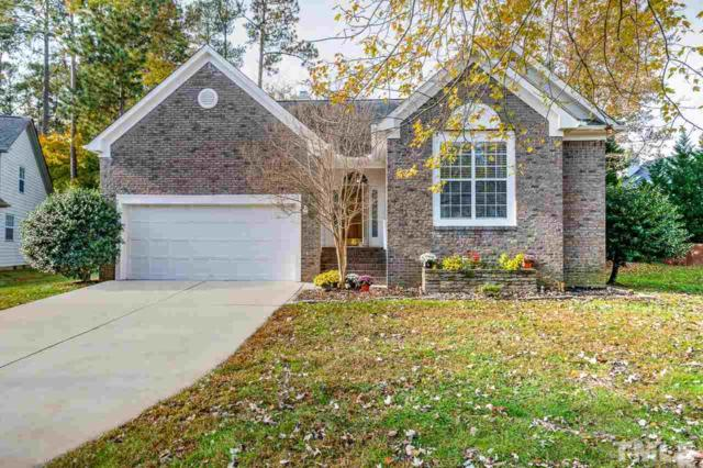 402 Woodstar Drive, Cary, NC 27513 (#2225205) :: Raleigh Cary Realty