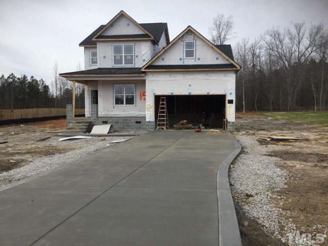 35 N Oscar Lane, Wendell, NC 27591 (#2225343) :: Rachel Kendall Team