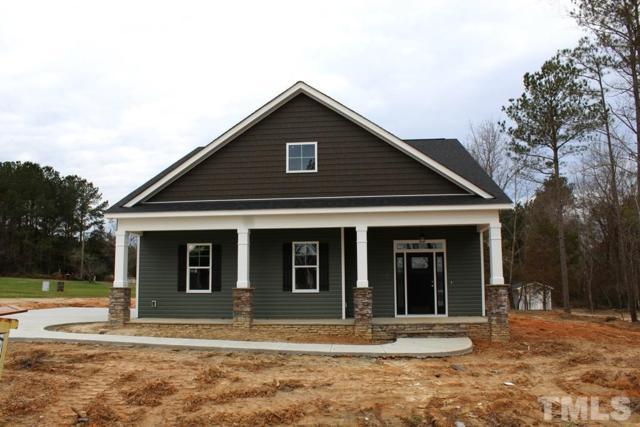 45 Catlett Lane, Franklinton, NC 27525 (#2226190) :: Rachel Kendall Team