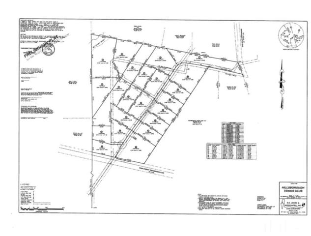 Lot 11 Old Cedar Grove Road, Hillsborough, NC 27278 (#2226367) :: Spotlight Realty