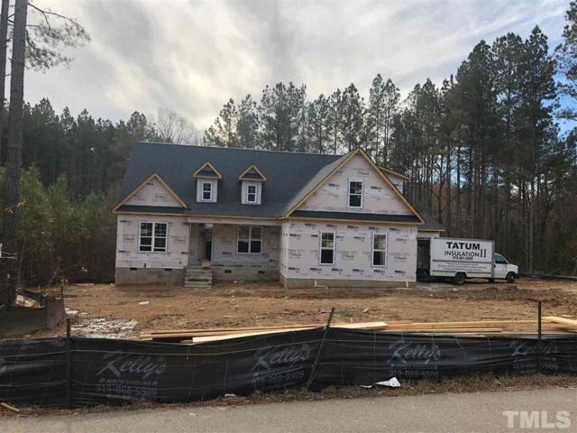 223 Colonial Ridge Drive, Pittsboro, NC 27312 (#2226584) :: Marti Hampton Team - Re/Max One Realty