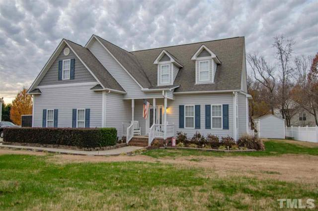 22 Stafford Circle, Clayton, NC 27527 (#2226652) :: Rachel Kendall Team
