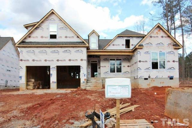 516 Horncliffe Way, Holly Springs, NC 27540 (#2227337) :: Raleigh Cary Realty