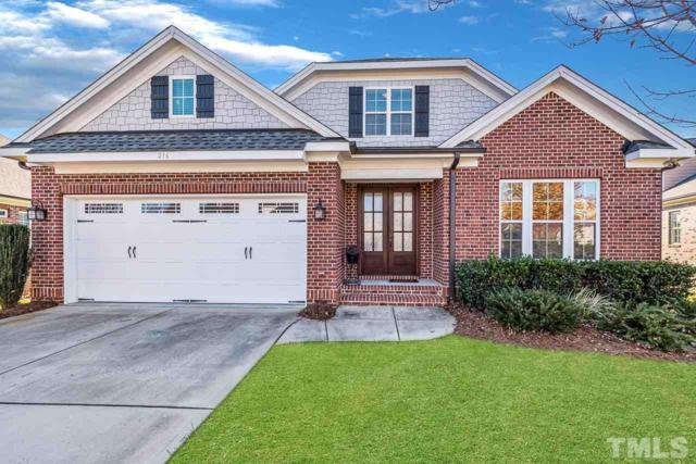 216 Sonoma Valley Drive, Cary, NC 27518 (#2227671) :: Marti Hampton Team - Re/Max One Realty