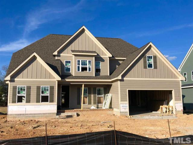 5832 Cleome Court, Holly Springs, NC 27540 (#2228183) :: The Results Team, LLC