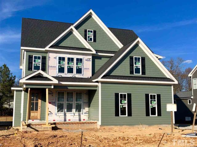 5828 Cleome Court, Holly Springs, NC 27540 (#2228190) :: The Results Team, LLC