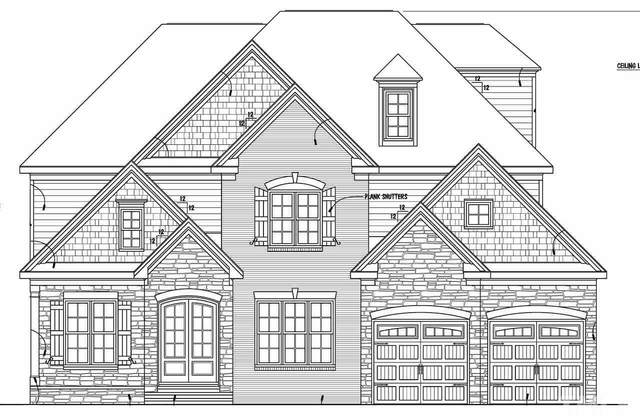 4128 Green Chase Way, Apex, NC 27539 (#2228972) :: Triangle Top Choice Realty, LLC