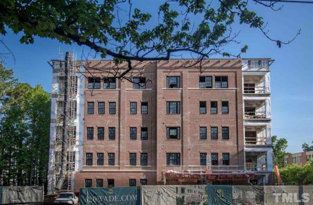 620 Wade Avenue #402, Raleigh, NC 27608 (#2230568) :: The Jim Allen Group
