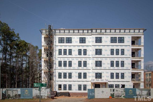 620 Wade Avenue #506, Raleigh, NC 27608 (#2230720) :: The Beth Hines Team