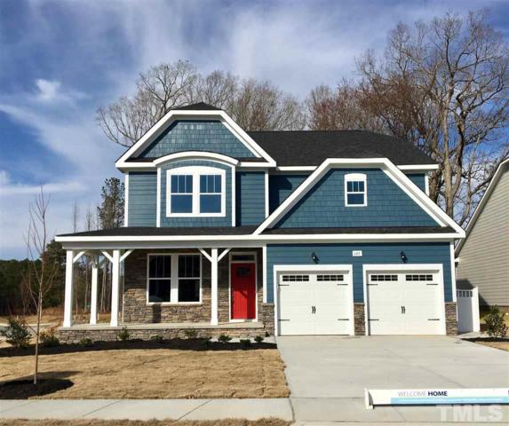 601 Gold Coast Drive Lot 218, Knightdale, NC 27545 (#2231419) :: The Jim Allen Group