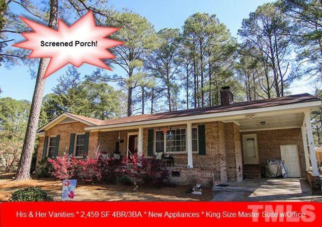 8 Cedar Drive, Smithfield, NC 27577 (#2231707) :: Raleigh Cary Realty