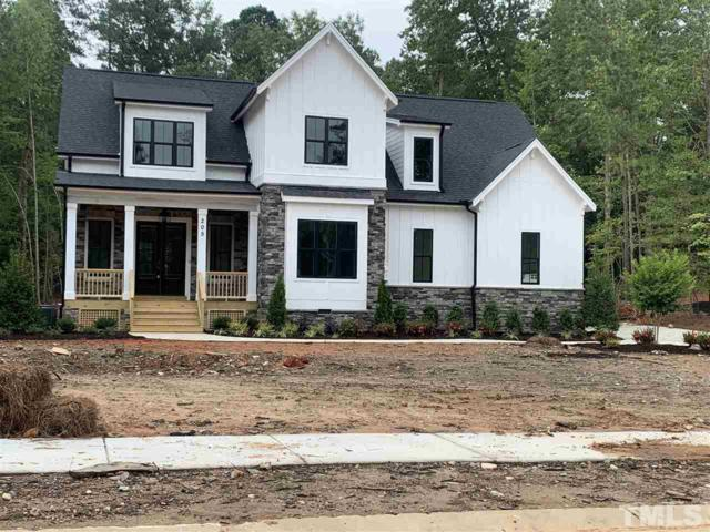 205 Congleton Way, Holly Springs, NC 27540 (#2232226) :: Raleigh Cary Realty