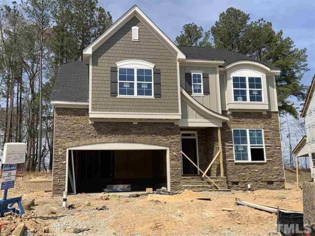 2442 Fillmore Hall Lane #20, Apex, NC 27523 (#2232491) :: The Perry Group
