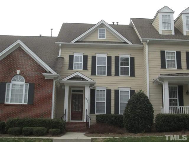 1236 Colonial Club Drive, Wake Forest, NC 27587 (#2232727) :: The Jim Allen Group