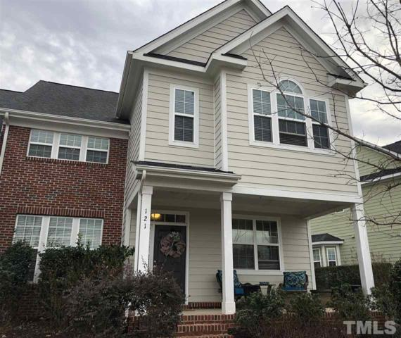 121 Coffee Bluff Lane, Holly Springs, NC 27540 (#2233104) :: The Jim Allen Group