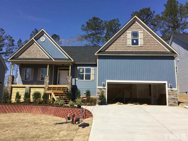 69 Thunder Ridge Drive, Garner, NC 27529 (#2233155) :: Spotlight Realty