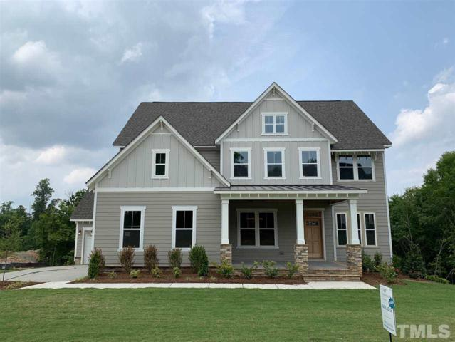 105 Center Hill Drive Lot 98, Holly Springs, NC 27540 (#2233383) :: Dogwood Properties