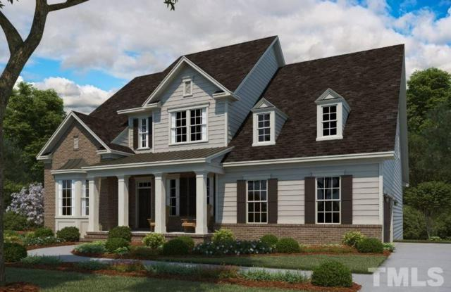 209 Silent Cove Lane Lot 125, Holly Springs, NC 27540 (#2233385) :: Raleigh Cary Realty