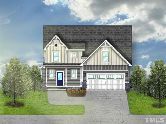 1040 Heather Lane, Wake Forest, NC 27587 (#2234502) :: M&J Realty Group