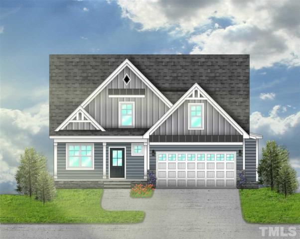 1040 Snapdragon Drive, Wake Forest, NC 27587 (#2234507) :: M&J Realty Group