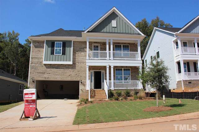 228 Cahors Trail #164, Holly Springs, NC 27540 (#2234575) :: Raleigh Cary Realty