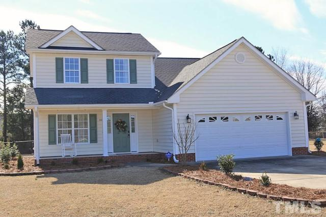 60 Cool Creek Drive, Willow Spring(s), NC 27592 (#2234689) :: The Perry Group