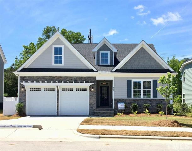 646 Sunland Drive Lot 67, Knightdale, NC 27545 (#2235047) :: Raleigh Cary Realty