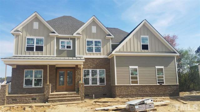 3101 Beechcroft Lane, Apex, NC 27502 (#2236096) :: The Perry Group