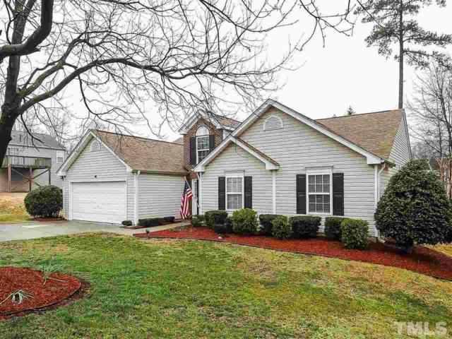 335 Woodchase Green Drive, Fuquay Varina, NC 27526 (#2237165) :: The Perry Group