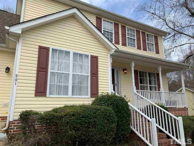 901 Ledgerock Road, Wake Forest, NC 27587 (#2237477) :: The Perry Group