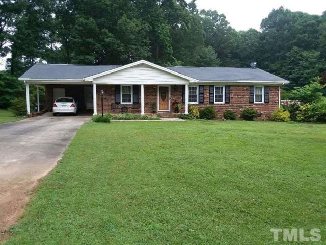 418 W 10th Street, Siler City, NC 27344 (#2237765) :: RE/MAX Real Estate Service