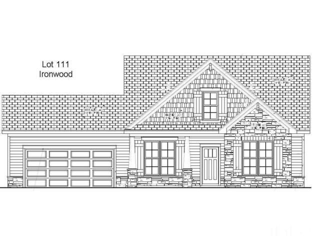 3826 Watermark Drive Lot 111, Franklinton, NC 27525 (#2238152) :: The Perry Group